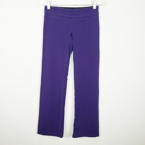 Lululemon Pull On Work Out Yoga Leggings Pants